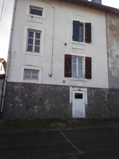 Vente maison 120m² Le Thillot (88160) - 66.000€