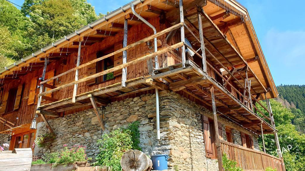 Vente Maison Villard-Sur-Doron (73270) 290m² 580.000€