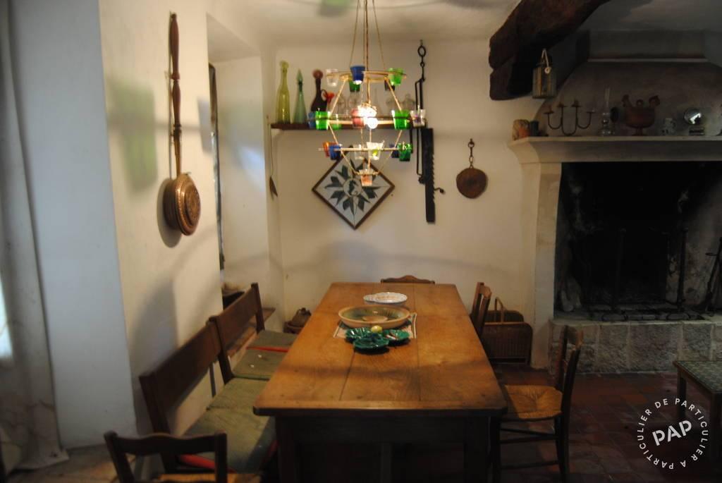 Vente Maison Tourrettes-Sur-Loup (06140)