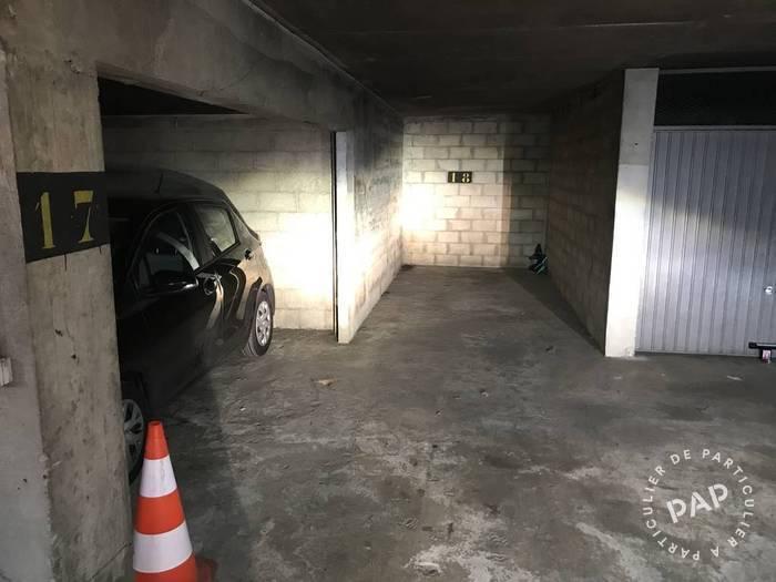Vente Garage, parking Paris 12E