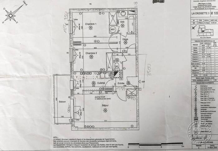 Vente Carrieres-Sous-Poissy (78955) 60m²