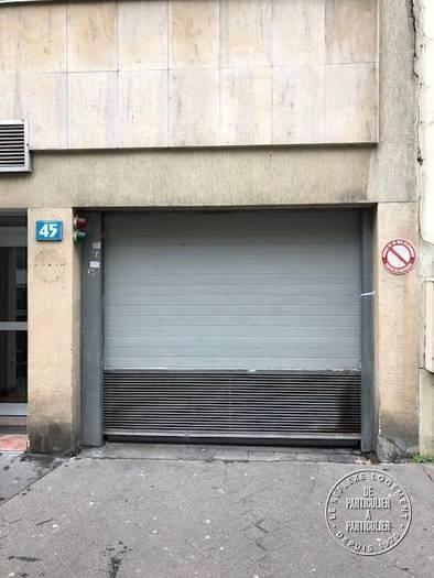 Vente Garage, parking Paris 5E  22.000€