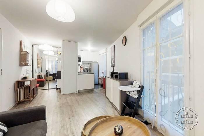 Vente Appartement Vaureal (95490) 42m² 162.000€