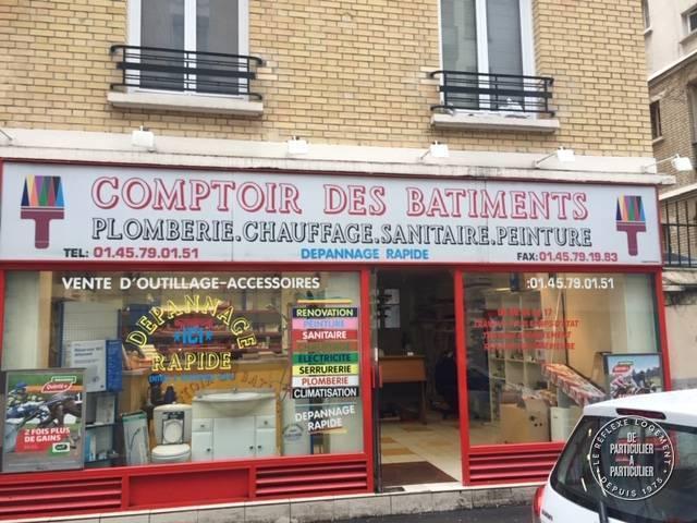 Vente et location Local commercial Paris 15E 75m² 120.000€