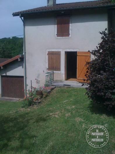 Location maison 3 pièces Montagna-le-Reconduit (39160)