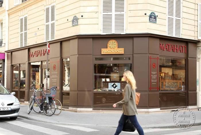 Vente et location Local commercial Paris 11E 55m² 3.100€