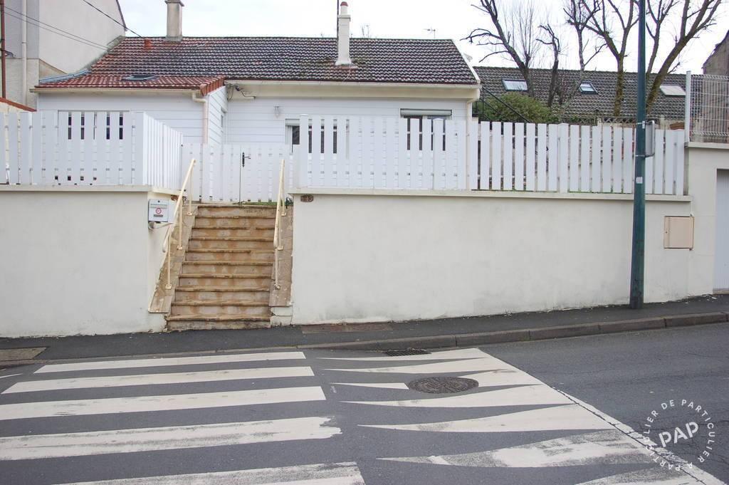 Location maison 2 pièces Vaux-le-Pénil (77000)