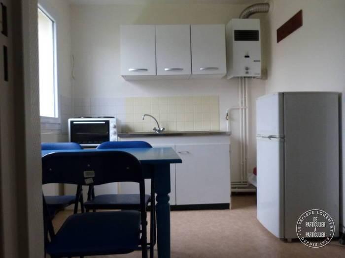 Location appartement studio Compiègne (60200)