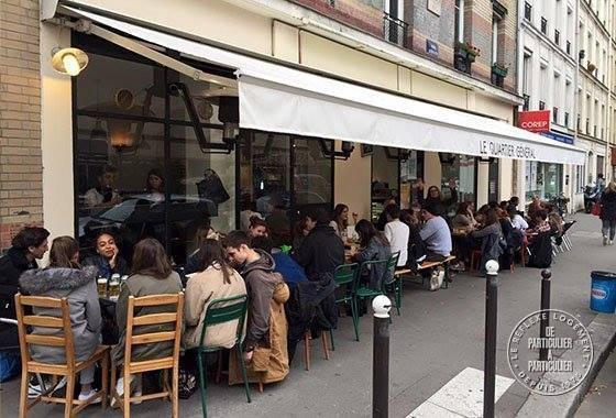Vente et location Fonds de commerce Paris 5E 60m² 150.000€