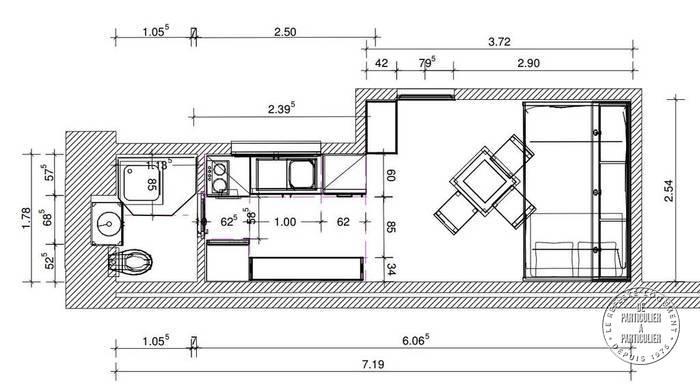 Vente et location Local commercial Athis-Mons 15m² 58.700€