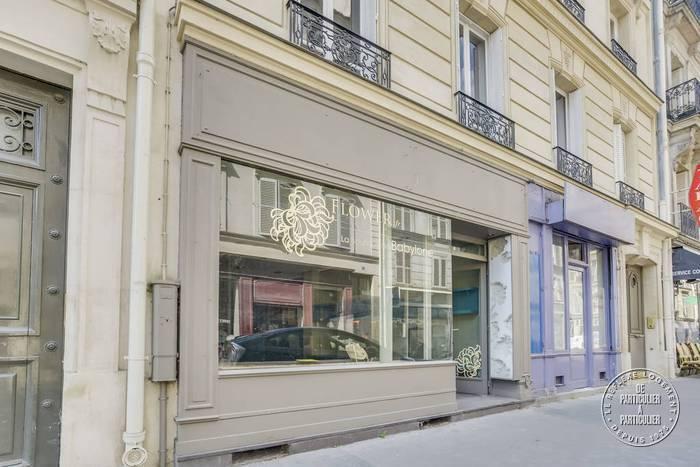 Vente et location Local commercial Paris 7E 92m² 5.190€