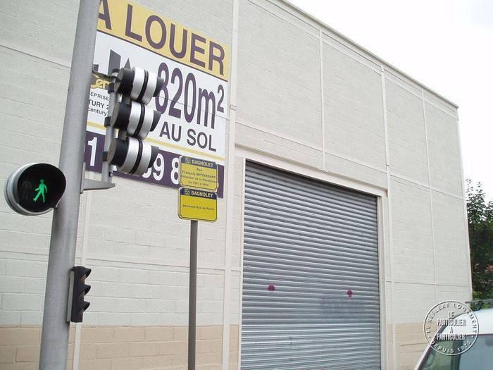 Vente et location Local d'activité Bagnolet (93170)