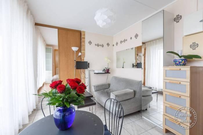 vente appartement 2 pi ces 25 m courbevoie 92400 25 m de particulier. Black Bedroom Furniture Sets. Home Design Ideas