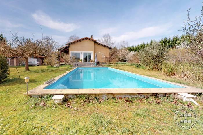 Vente maison 5 pièces Léguevin (31490)