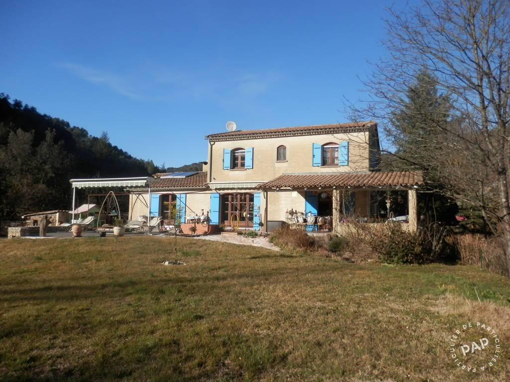 Vente Maison Saint-Jean-Du-Gard 210m² 430.000€