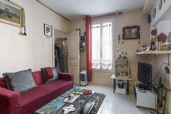 Vente appartement 2pièces 31m² Paris 20E - 300.000€