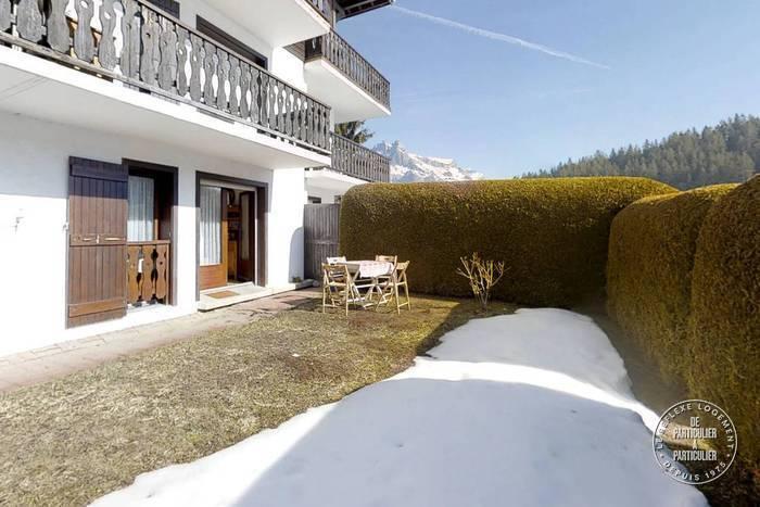 Vente Appartement Sallanches (74700) 38m² 163.000€