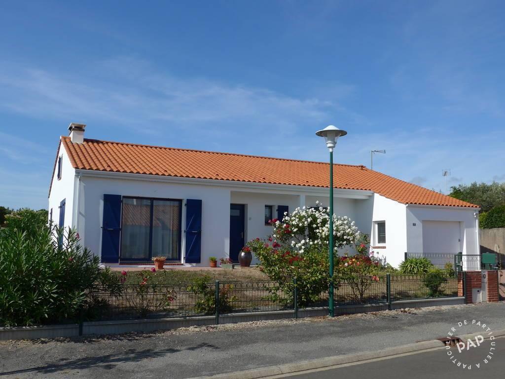 Vente Maison Saint-Gilles-Croix-De-Vie (85800) 173m² 490.700€