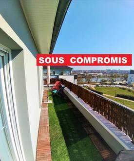 Vente appartement 4pièces 85m² Villeneuve-Le-Roi (94290) - 327.500€