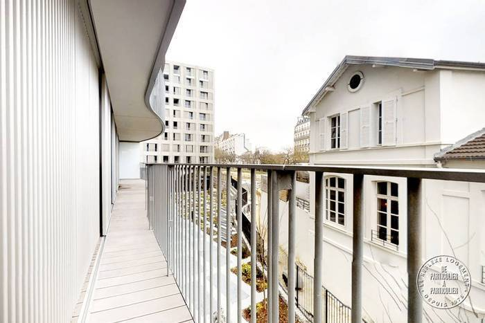 Vente Appartement Paris 16E