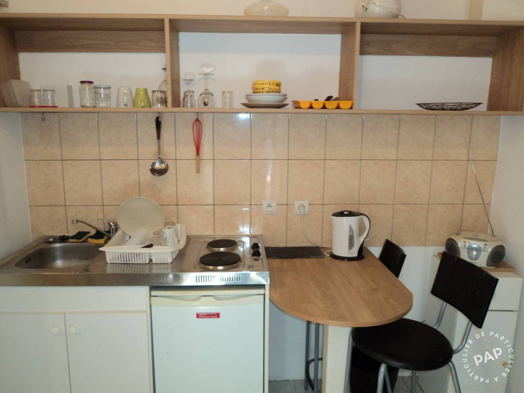 Location immobilier 555€ Pantin (93500)
