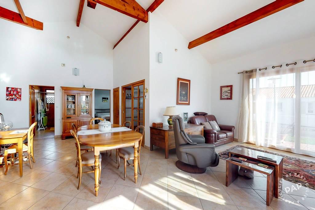 Maison Saint-Gilles-Croix-De-Vie (85800) 490.700€