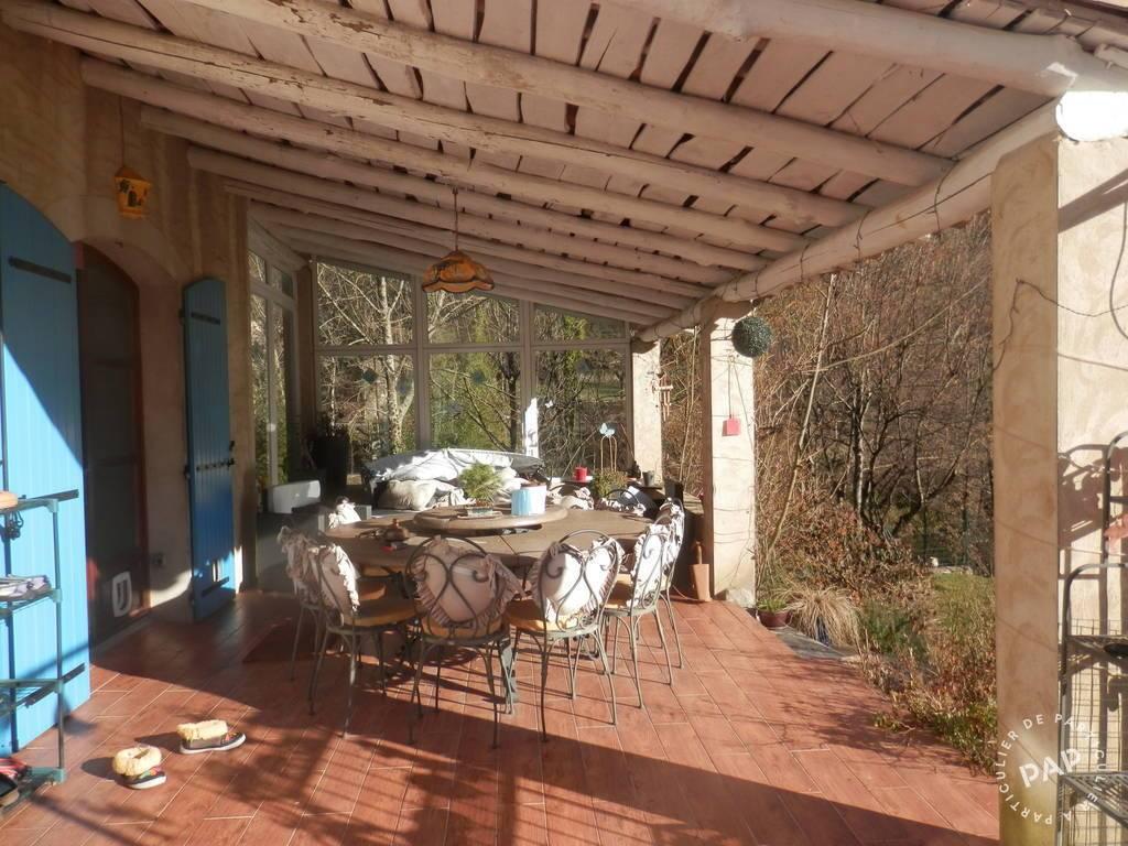 Maison 430.000€ 210m² Saint-Jean-Du-Gard