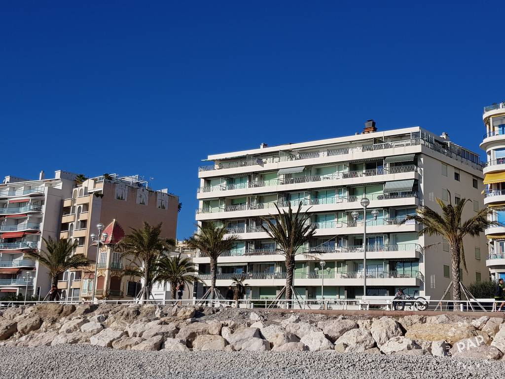 Immobilier Nice 850€ 30m²