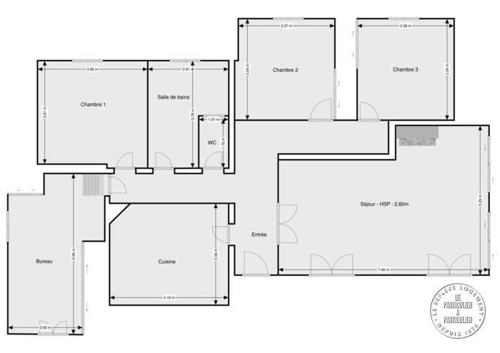 Vente Maison Léguevin (31490) 130m² 369.000€