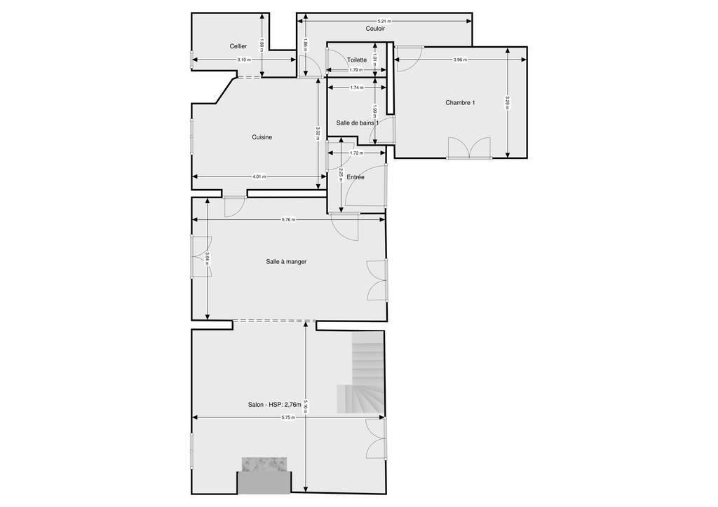 Vente Maison Ivry-La-Bataille (27540) 200m² 320.000€