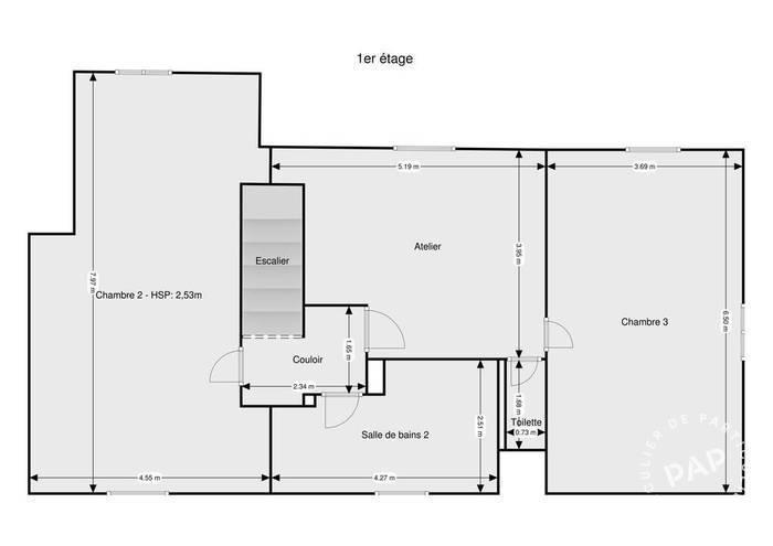 Vente Maison Le Raincy (93340)