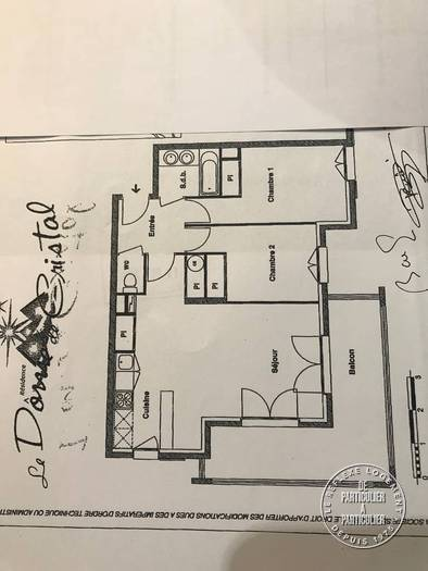 Location appartement 3 pièces Gex (01170)