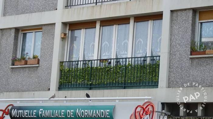 Vente appartement 4 pièces Lisieux (14100)