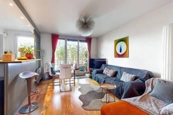Vente appartement 4pièces 80m² Saint-Ouen (93400) - 450.000€