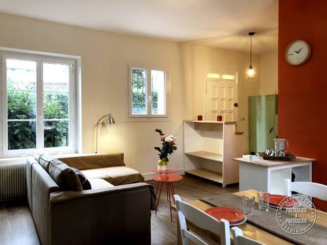 Location maison 3 pièces Lyon 9e