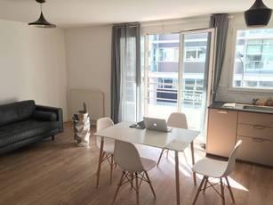 Location meublée appartement 3pièces 62m² Saint-Ouen (93400) - 1.300€