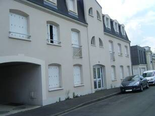 Location appartement 2pièces 38m² Tours (37) - 525€