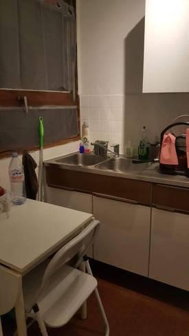 Location meublée studio 26m² Paris 20E - 990€