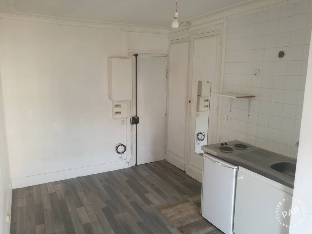 Location appartement studio Paris 15e