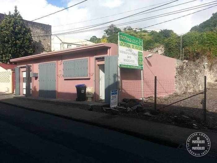 Vente Maison Saint-Pierre (Martinique)
