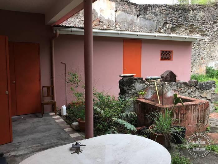 Vente immobilier 169.500€ Saint-Pierre (Martinique)