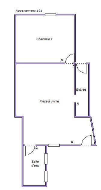 Location immobilier 780€ Meaux (77100)