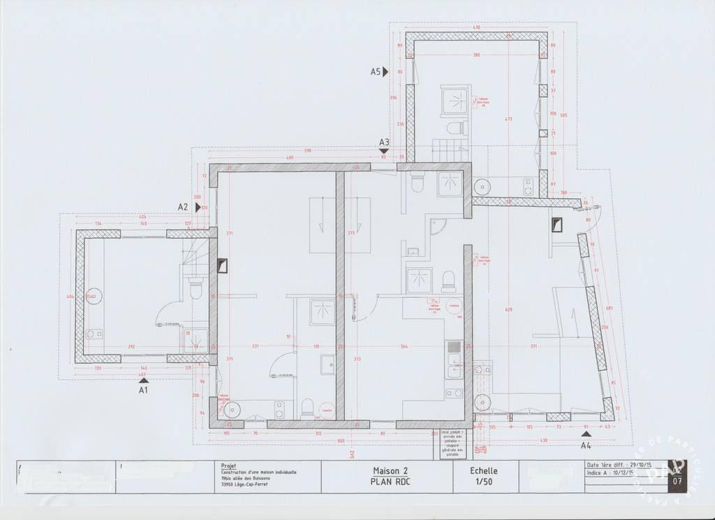 Immobilier Lege-Cap-Ferret (33) 690.000€ 250m²