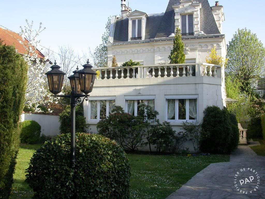 Vente Maison Le Perreux-Sur-Marne (94170) 335m² 1.850.000€