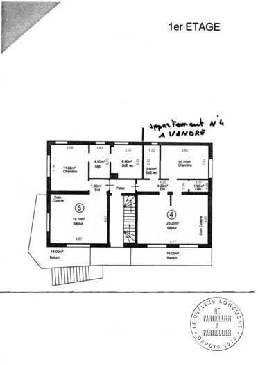 Vente appartement 3 pièces Morsang-sur-Orge (91390)