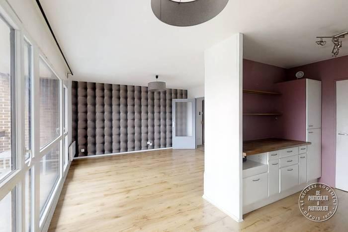 Vente Appartement La Madeleine (59110) 56m² 167.000€