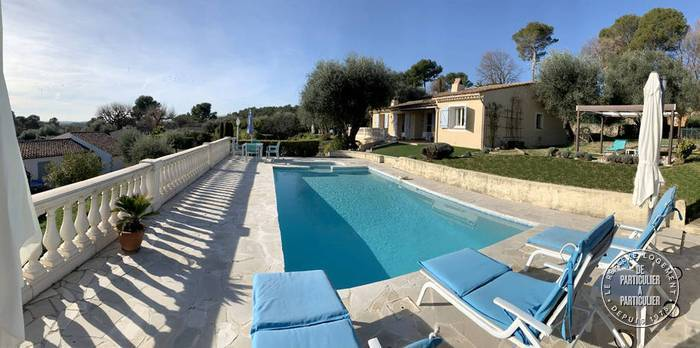 Vente Maison Roquefort-Les-Pins (06330) 124m² 762.000€