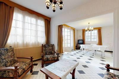 Vente maison 74m² 15 Min Dieppe / Anneville/scie - 132.000€