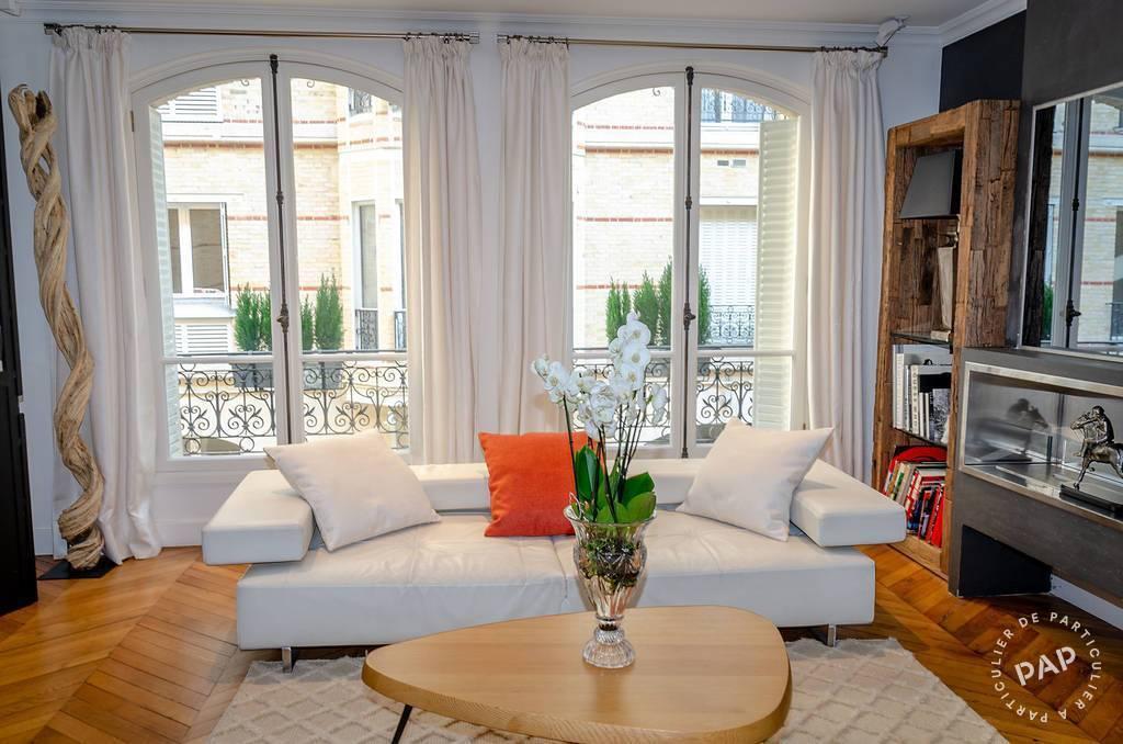 Vente Appartement Paris 16E 105m² 1.560.000€
