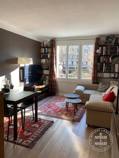 Vente Appartement Paris 15E 57m² 643.000€